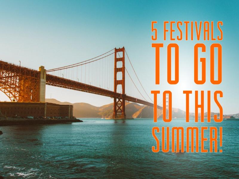 Summer Festivals SF