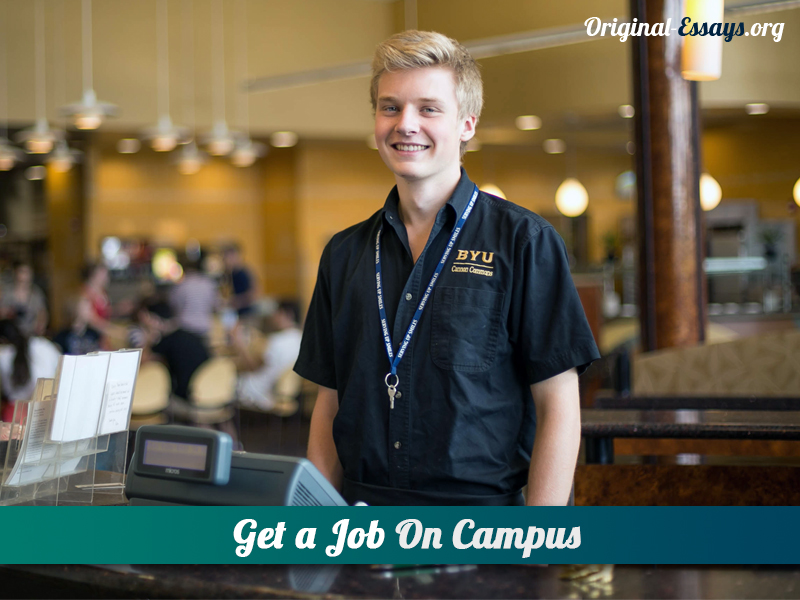 Get Job on Campus