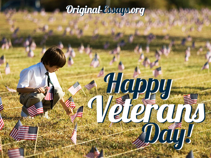 4 Facts about the Veterans Day