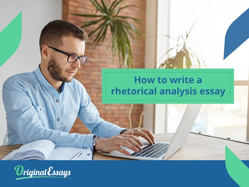 Rhetorical Analysis