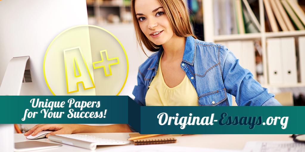 buy original essays