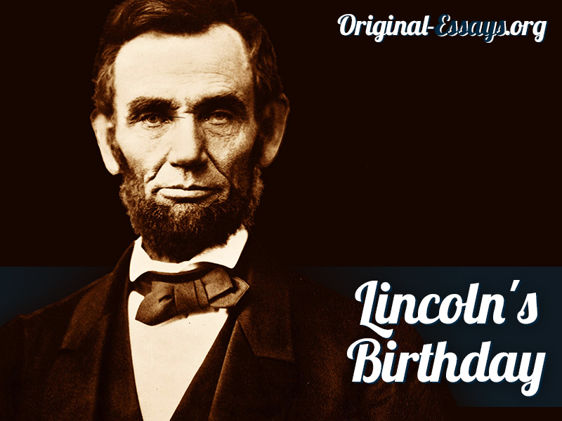 Lincoln's Birthday in the US