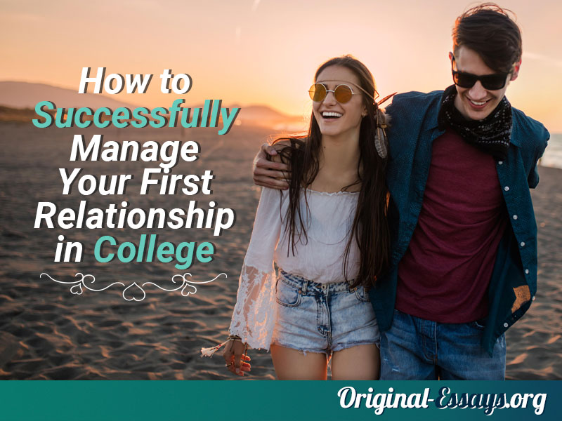 How to make up your first relations in college successful